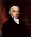 OzaukeeMOB.org, Ozaukee County, Wisconsin.  James Madison, Father of the Constitution.